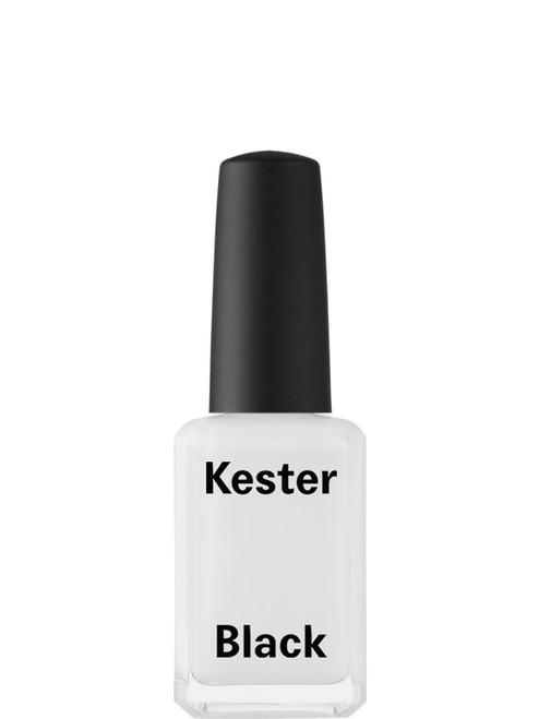 Kester Black Nail Polish in French White