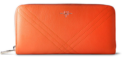 WHITELEY - Eve Orange Purse