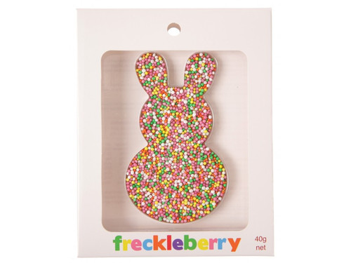 Freckle Easter Bunny  by Freckleberry