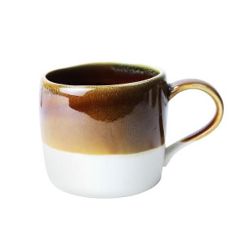 Robert Gordon - Organic mug - Half Dip Brown Jasper