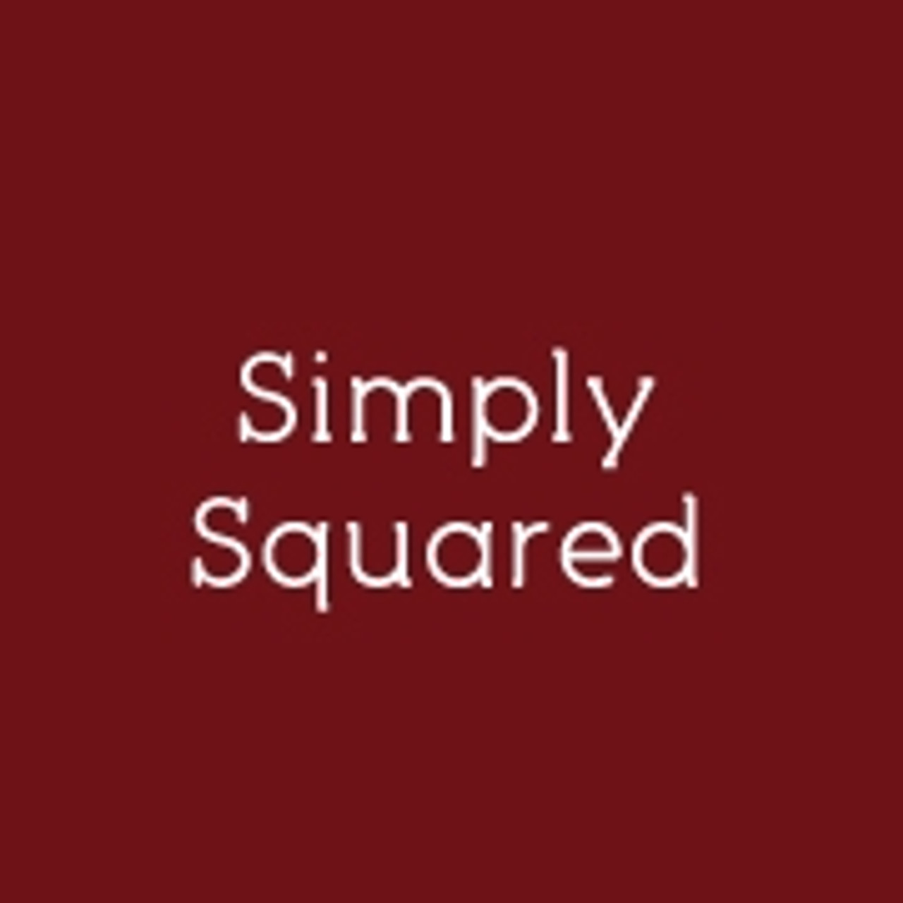 Simply Squared