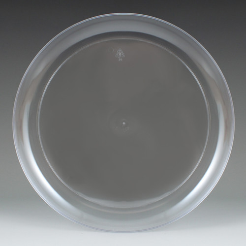 """9"""" Sovereign Clear Plate"""