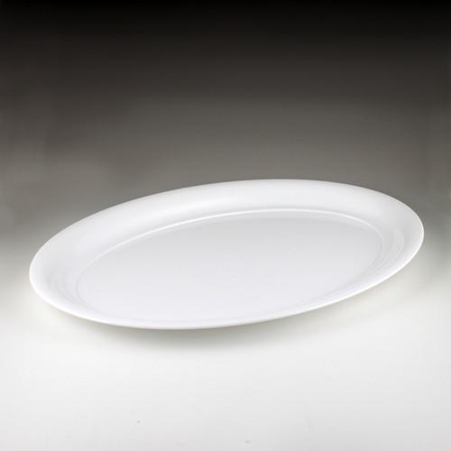 """14"""" x 21"""" Oval Catering Tray"""