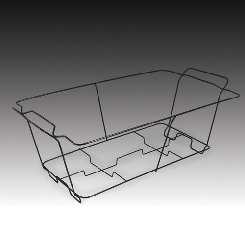 Full Size Wire Chafing Rack, Black (24 per case)