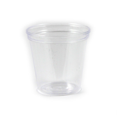 1 oz. Shot Glass (1000 per case)