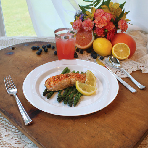 "10.25"" Regal Dinner Plate (120 pieces per case)"
