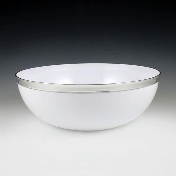 "10.5"" Regal Metal Edge Bowl (12 Piece)"