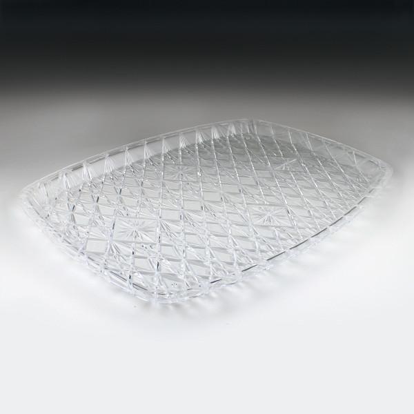"""12"""" x 18"""" Crystal Cut tray"""