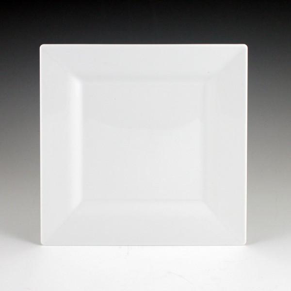 "6.5"" Simply Squared Dessert Plate (120 per case)"