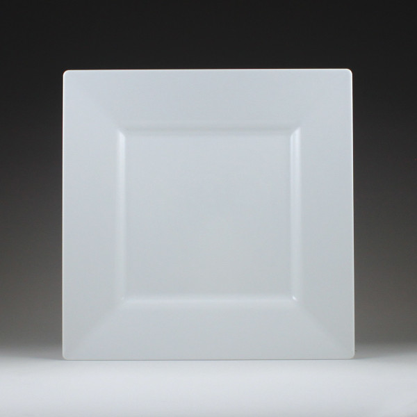 """10.75"""" Simply Squared Dinner Plate"""