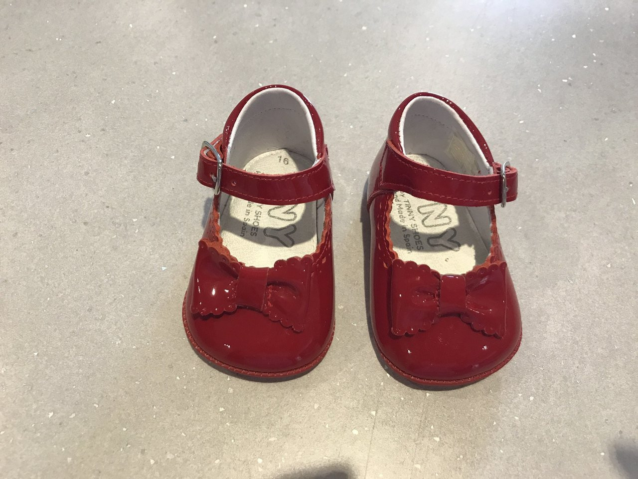 TNY Bow Shoe - Baby Chic Boutique