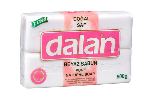 Dalan Bath Soap-Pure White-Classic has a natural colour and a unique soap which can be used both your body and your clothes.