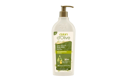 DALAN DOLIVE PURE OLIVE OIL BODY LOTION – NOURISHING 400 ML