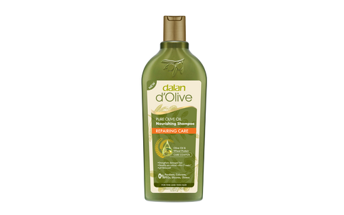 DALAN DOLIVE PURE OLIVE OIL NOURISHING SHAMPOO - REPAIRING CARE 400ML