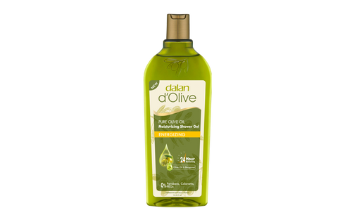 DALAN D'OLIVE PURE OLIVE OIL MOISTURIZING SHOWER GEL - ENERGIZING 400 ML