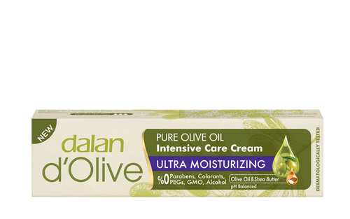 DALAN DOLIVE PURE OLIVE OIL INTENSIVE CREAM CREAM 20 ML - ULTRA MOISTURIZING