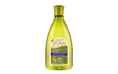 DALAN DOLIVE PURE OLIVE OIL BODY OIL - INSTANTLY MOISTURIZING 250ML