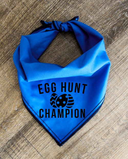 Egg Hunt Bandana