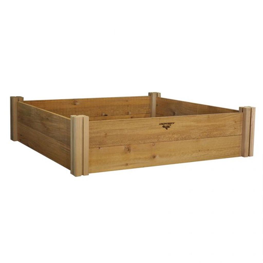 Modular Raised Garden Bed 48x48x13 - Two Level