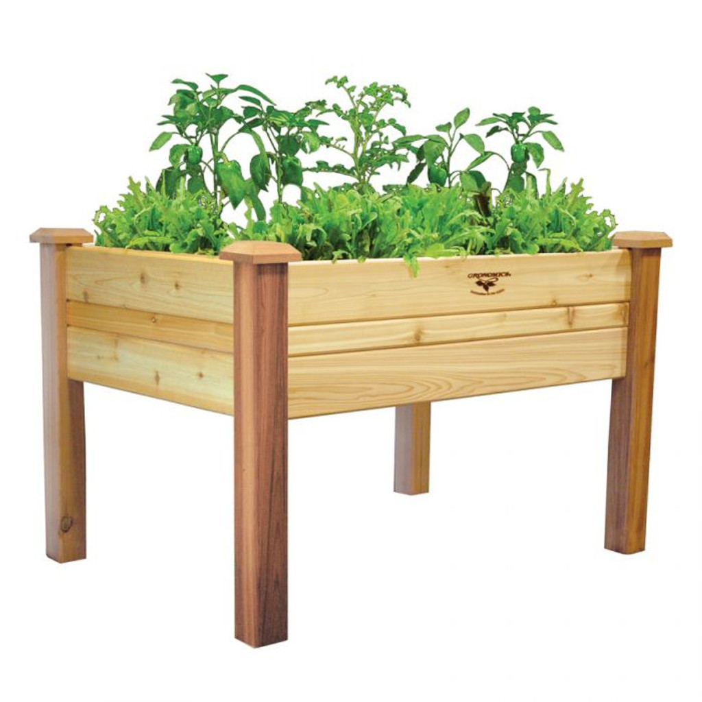 "Elevated Garden Bed 34x48x32 - 10""D"