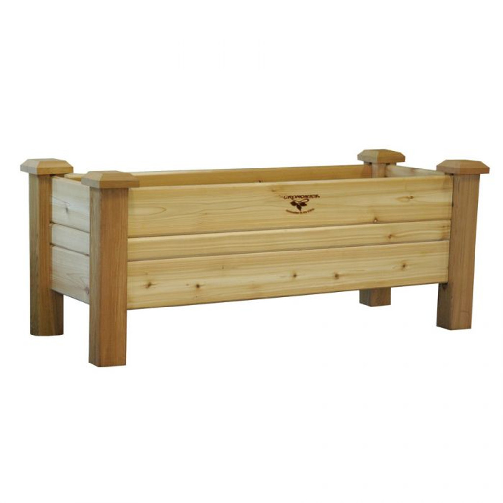 -TEMPORARILY OUT OF STOCK-Planter Box 18x48x19
