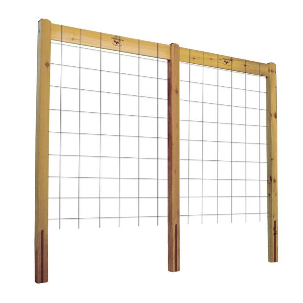 "Raised Garden Bed Trellis Kit 95x80""H"
