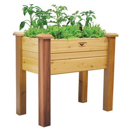 "Elevated Garden Bed 18x34x32 - 10""D"