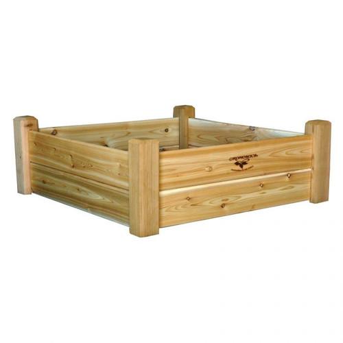 Raised Garden Bed 34x34x13