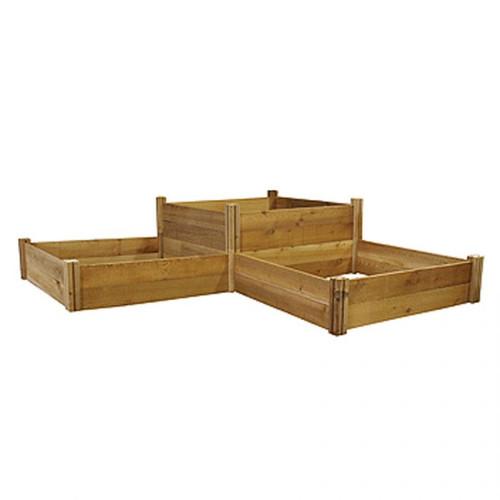 Modular Raised Garden Bed 48x95x26