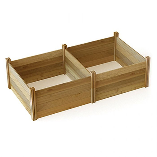 Modular Raised Garden Bed 48x95x26