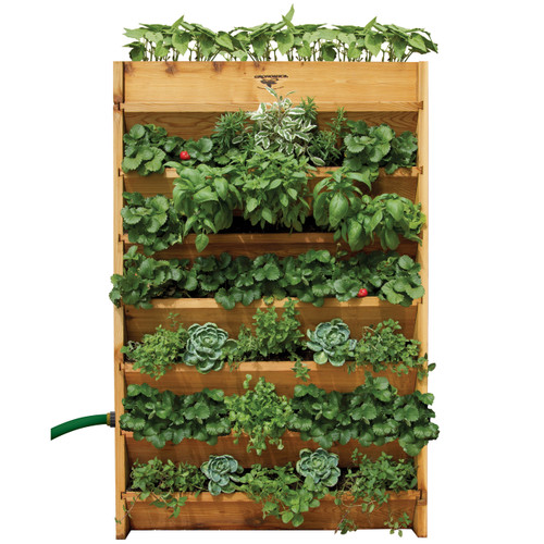 "-TEMPORARILY OUT OF STOCK- Vertical Garden 32x45x9""D - Assembled"