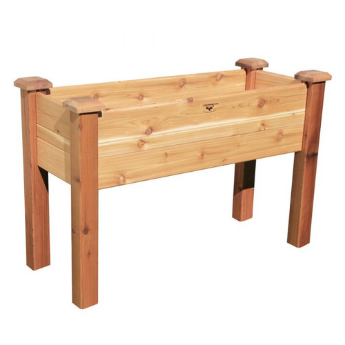 "Elevated Garden Bed 18x48x32 - 10""D"