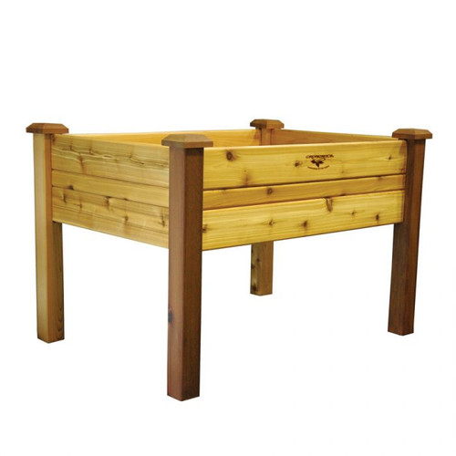 """-TEMPORARILY OUT OF STOCK-Elevated Garden Bed 34x48x32 - 10""""D"""