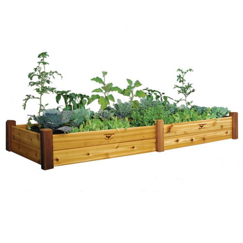 -TEMPORARILY OUT OF STOCK-Raised Garden Bed 34x95x13