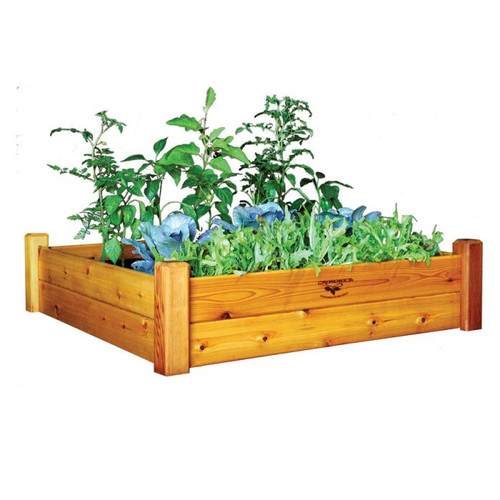 Raised Garden Bed 48x48x13