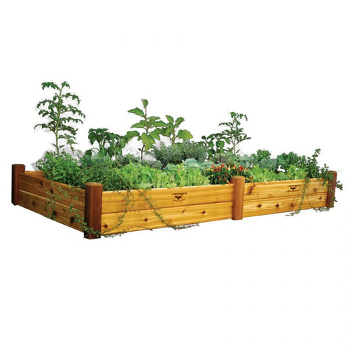 Raised Garden Bed 48x95x13