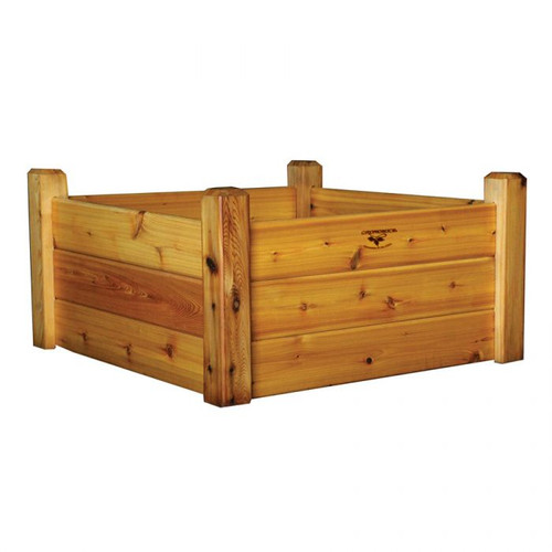 Raised Garden Bed 34x34x19