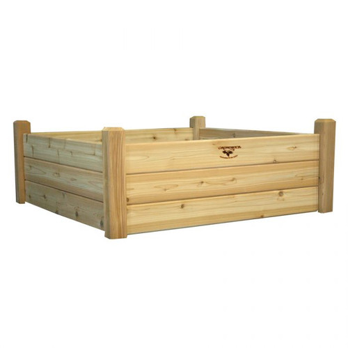 Raised Garden Bed 48x48x19