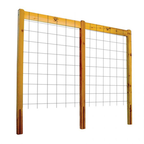 "-TEMPORARILY OUT OF STOCK- Raised Garden Bed Trellis Kit 95x80""H"