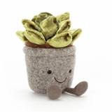 Rancho Relaxo Jellycat Silly Succulent Jade