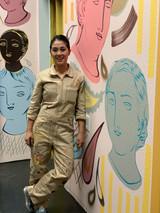Sofia Enriquez Mural