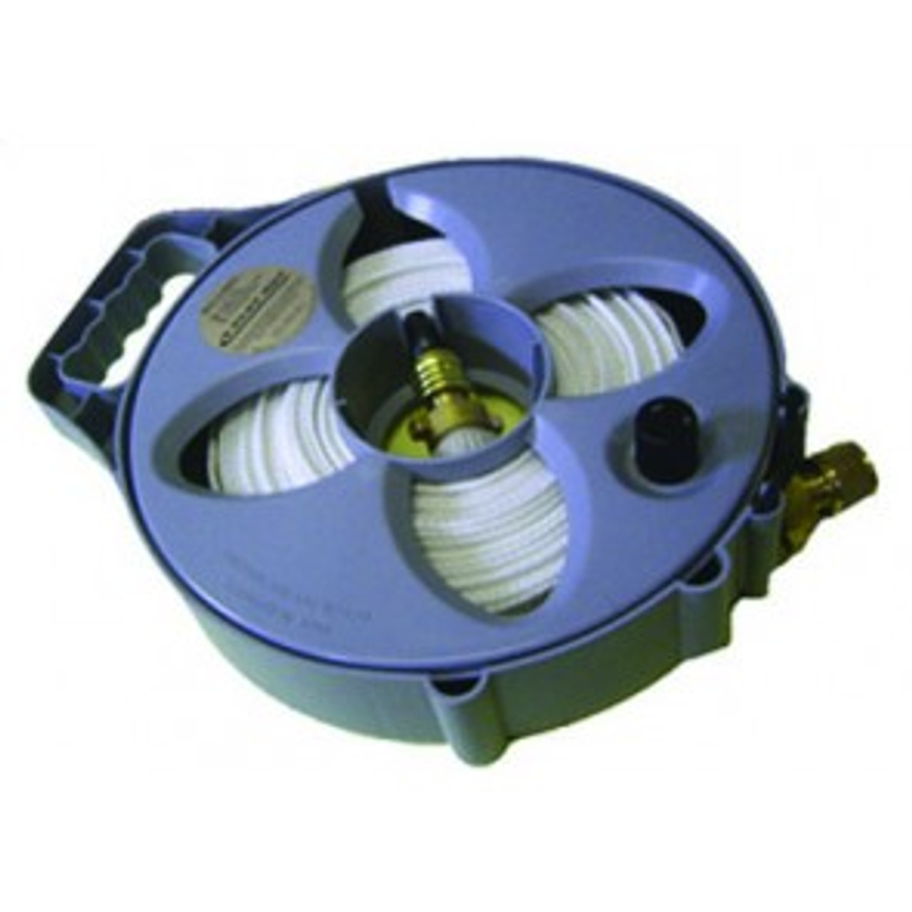 Hose Flat Drinkwater 10 Metre Complete With Compact Reel | 5309 | Caravan Parts