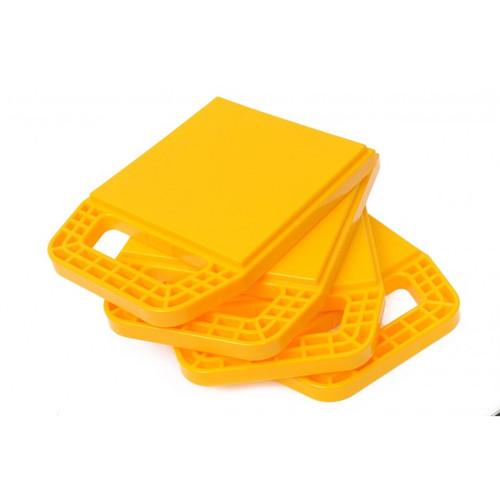 Stabilzer Jack Pads 4 Pack 92-8992 | 33562 | Caravan Parts
