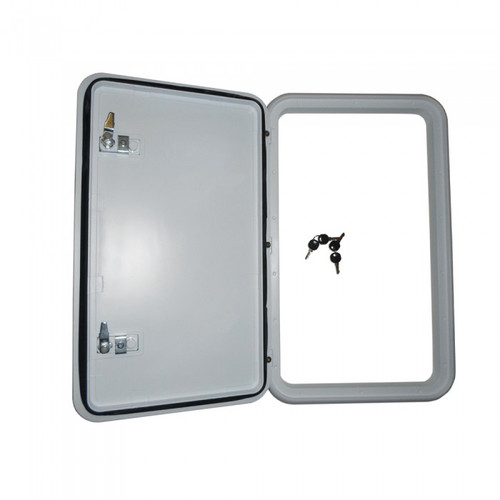 Coast Access Door 3 - Hinge can be placed on any side   600-00004