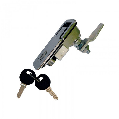 600-00359 Chrome Door Lock suits Coast Access Door #7 & #8