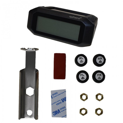 Sphere Solar Powered Tpms Kit With 4 External Sensors. Mata-1E | 350-01602
