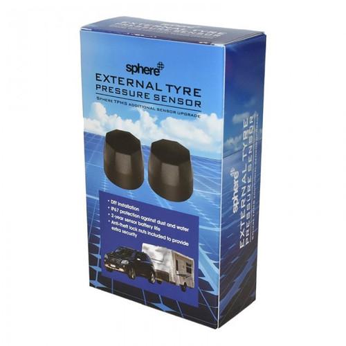 Sphere External Tyre Pressure Sensors Packaging