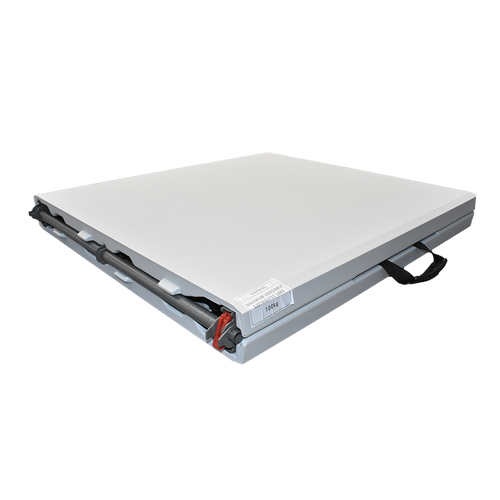 5' Bi-Folding Table With One Touch Lock, 152X70Cm. Hy-Z152C   400-01904