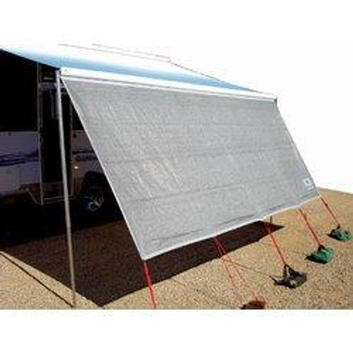Coast V2 Sunscreen 3850mm wide suits Fiamma & Carefreef Box Awning | 200-09122