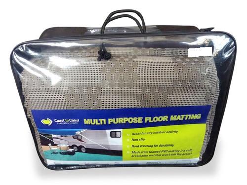 CoastRV Annexe Floor Mat, 4.0m x 2.5